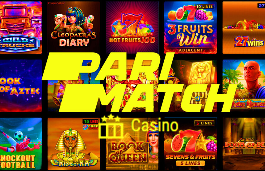 the Various Benefits Provided by Parimatch Casino.