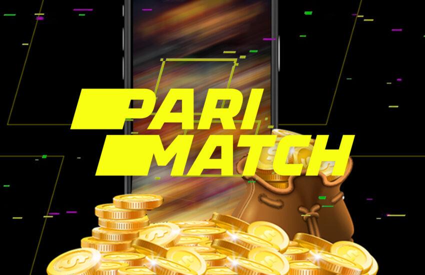 Payments at Parimatch.