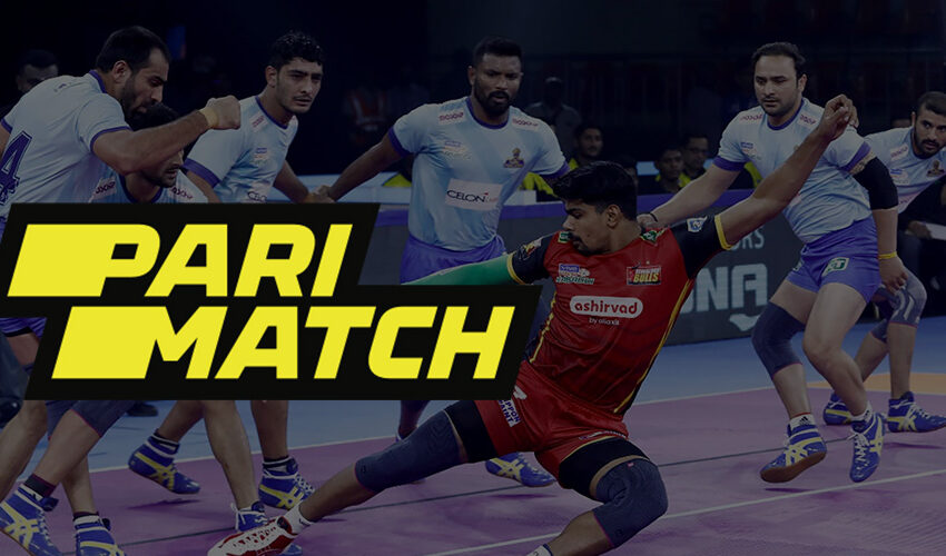 Kabaddi Betting at Parimatch