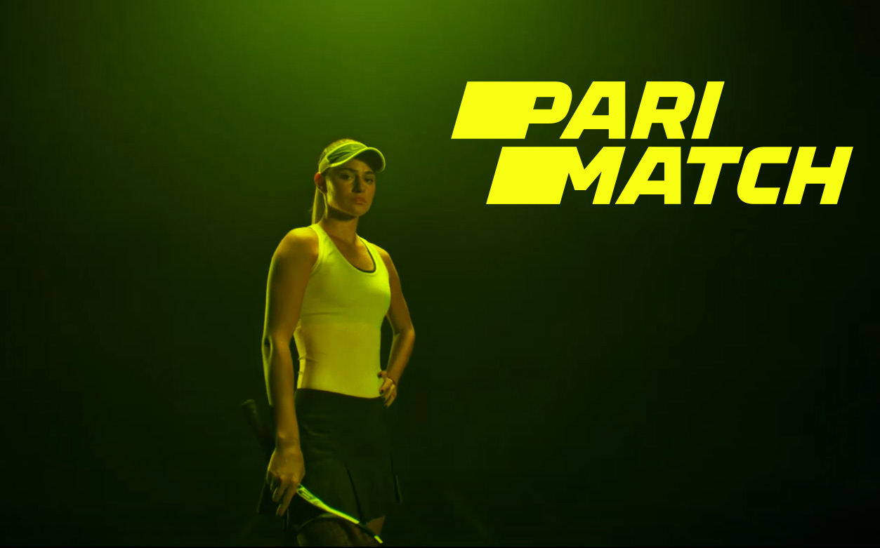 Tennis betting at PariMatch.
